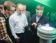 Launch Event. HTC One (m8)
