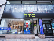 HTC brand shop Prague